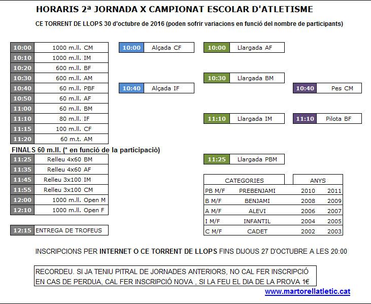 horaris-2j-301016