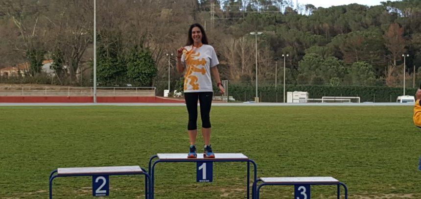 DUES MEDALLES PELS MÀSTERS AL CAMPIONAT DE CATALUNYA DE 10KM
