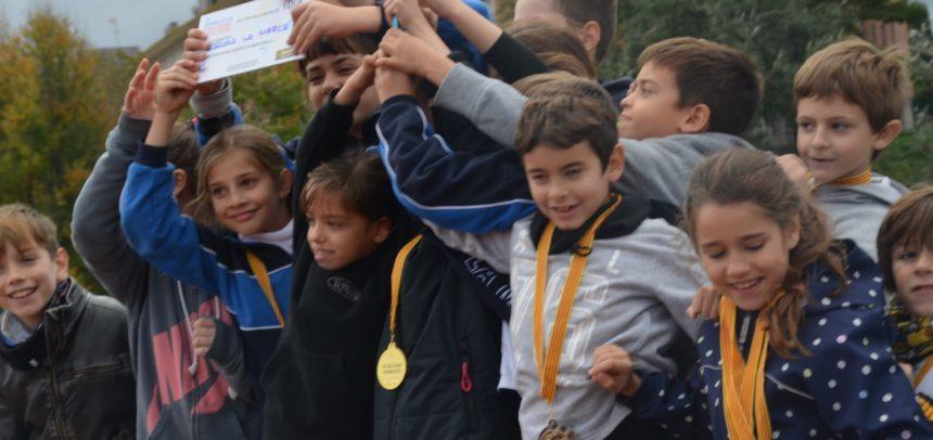 JOSÉ ECHEGARAY CAMPIÓ DEL CAMPIONAT ESCOLAR