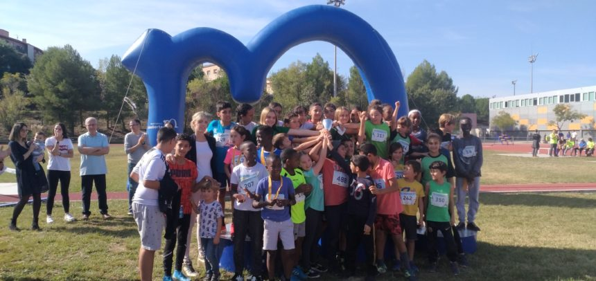 JOSÉ ECHEGARAY REVALIDA EL TÍTOL DEL CAMPIONAT ESCOLAR
