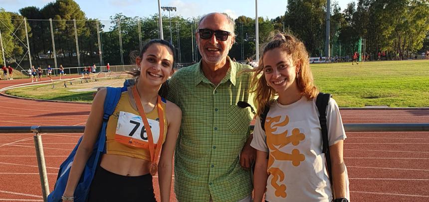 Júlia Beltran, bronze en els 200 metres llisos  –  Prèvia Sub 16 i Campionat de Catalunya Sub 20